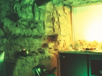 Spa Cave dining area
